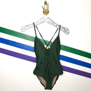 NEW PILYQ envy Victoria one piece swimsuit